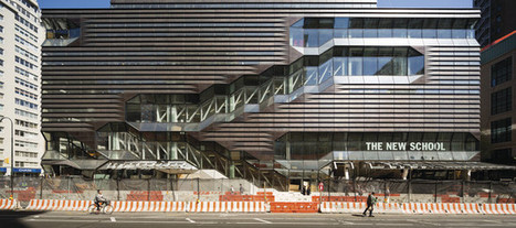 Commentary: The New School's Stairmaster | SCUP Links | Scoop.it