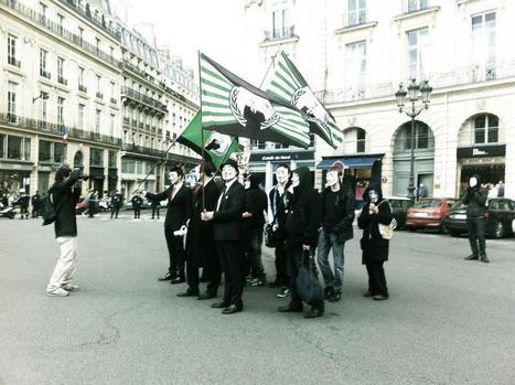 Soutiens des anonymous   #marchedesbanlieues -> #occupynnocents   Scoop.it