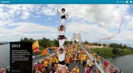 Què passa a Catalunya? - Ara.cat | El diseño de un nuevo estado de Europa | Scoop.it