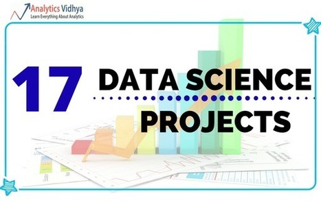 17 Ultimate Data Science Projects To Boost Your Knowledge and Skills (& can be accessed freely) | dataInnovation | Scoop.it