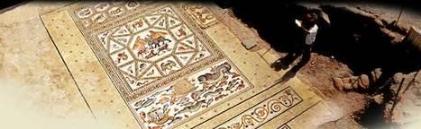 The Lod Mosaic | Jewish Education Around the World | Scoop.it