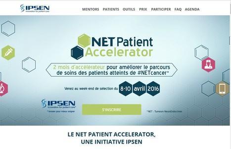 » E-santé : Ipsen lance le « NET Patient Accelerator »  #startup #esante #hcsmeufr #doctors20 | Médecins & Patients 2.0 | Scoop.it