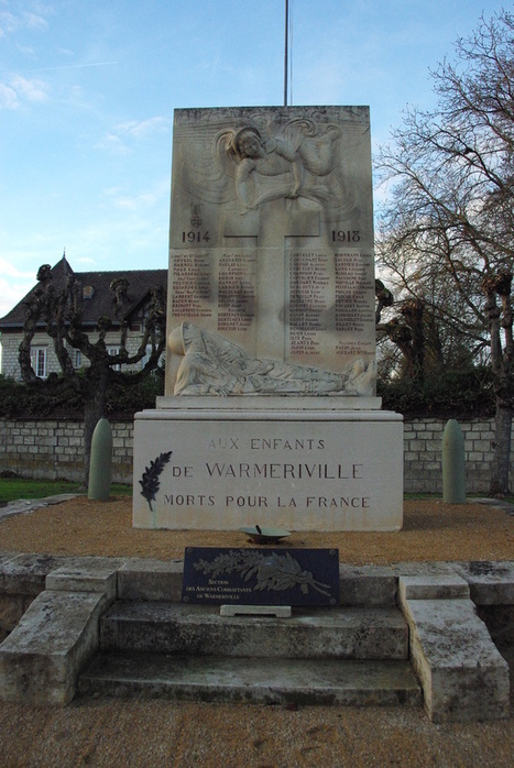 Morts pour la France 14-18 de Warmeriville - L' univers de Céline | GenealoNet | Scoop.it