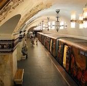 Le métro de Moscou a sa bibliothèque numérique | Outils et  innovations pour mieux trouver, gérer et diffuser l'information | Scoop.it