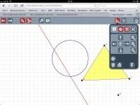 Sketchometry: Geometrie Tool für das iPad | ipads im Schuleinsatz | Scoop.it