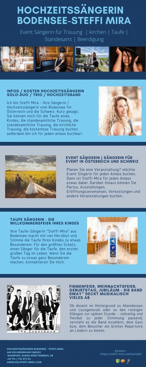 Hochzeitssangerin Bodensee Steffi Mira Weddchecker