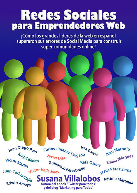 #ebook gratuito: Redes Sociales para emprendedores Web | Educa con Redes Sociales | Scoop.it