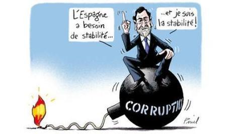 Mariano Rajoy: C'est moi ou le déluge | L'actualité en Europe | Scoop.it