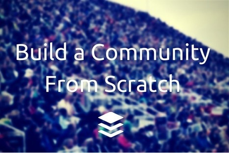 5 Methods And 15 Tools To Find Your Audience And Build a Community   building community through social media   Scoop.it