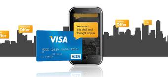 Visa enhances offers platform with location-based deals - Mobile Commerce Daily - Multichannel retail support | IDEA | HAVAS | Scoop.it
