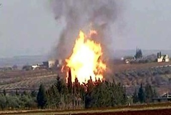 Terrorists attack Arab gas pipeline feeding southern region | SecureOil | Scoop.it
