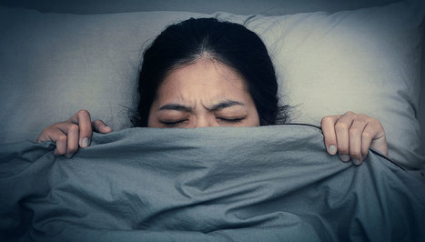 Pourquoi nous sommes paralysés pendant un cauchemar | DORMIR…le journal de l'insomnie | Scoop.it