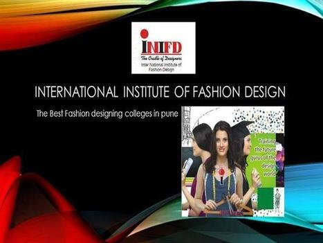 Inifd The Best Interior Designing Institutes In