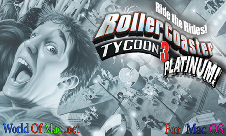 Rollercoaster tycoon 3: platinum torrent archives igggames.
