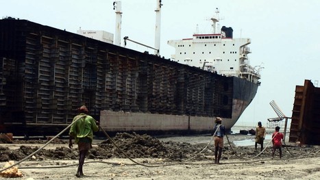 Controversial Shipbreaking Methods In South Asia Are Cause for Alarm - Justmeans | ayubia national park | Scoop.it