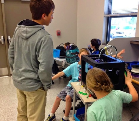 3D Printers - New Dimensions in Learning!   3D Virtual-Real Worlds: Ed Tech   Scoop.it