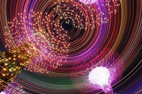 How to do Light Painting by Rotating the Camera | Photography Stuff For You | Scoop.it