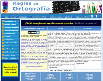 Reglas de ortografía.- | Periodismo 3.0 | Scoop.it