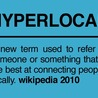 Hyperlocal Media