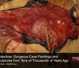 What Can Paleolithic Cave Paintings Teach Us About When Humans Became Human? | John Dewey | Scoop.it