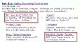 Google Showing Sitelinks to Nearest Locations on Brand Searches | SEOExperts-India | Scoop.it