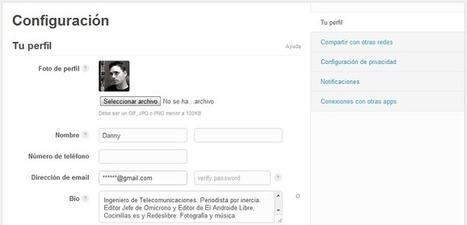 Foursquare añade biografía a nuestro perfil | Tecnologia ... | Foursquare y sus novedades | Scoop.it