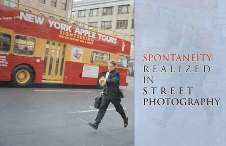 Spontaneity Realized in Street Photography | Abolish the Rule of Thirds | Scoop.it
