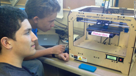 The high-tech return of high school shop class | Makerspaces | Scoop.it