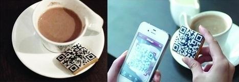 Dégustation de QrCode pour le teatime | QRiousCODE | Scoop.it