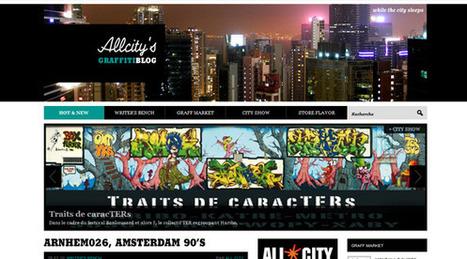 30 Blog Designs with Killer Typography | SpyreStudios | timms brand design | Scoop.it