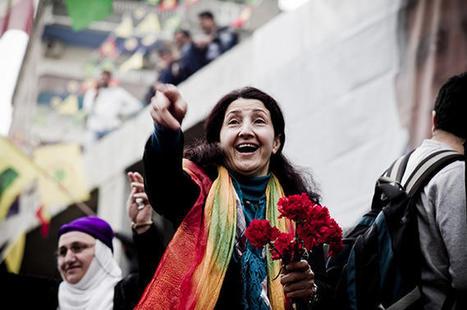 L'engagement des femmes kurdes par Alexandre Mouthon | A Voice of Our Own | Scoop.it