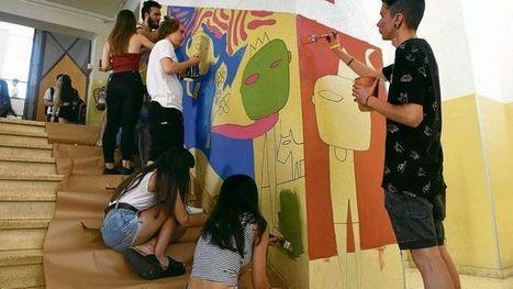 Transformar l'educació a través de l'art   Ideas para OTRA escuela, desde la metodología y el liderazgo.   Scoop.it
