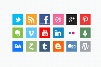 Infographics: New Buzz on Social Media   TV tomorrow   Scoop.it