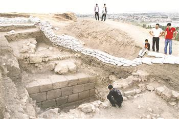 Urartu palace unearthed in eastern Turkey | archaeology | Scoop.it