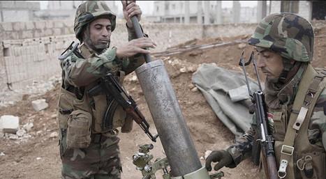 """CNA: New York Times: De la Coalición Siria apoyada por EEUU """"solo existe el nombre""""   La R-Evolución de ARMAK   Scoop.it"""