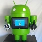 Rencontrez KegDroid, votre machine à bière sous Android   Soho et e-House : Vie numérique familiale   Scoop.it