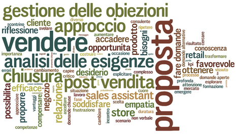 Sales Assistant: vendere benefici per il cliente | Another Point of View | Scoop.it