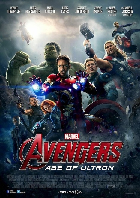 Ultimate 3D Movies Avengers