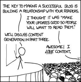 How often should you write a blog post? | Social Media Headlines | Scoop.it