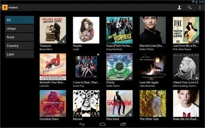 LOOKING FOR A FAVORITE SONG-APP_SoundHound - Android Apps   Hispano Computer-Internet   Scoop.it