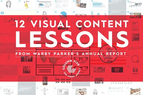 Ready For The Visual Marketing Revolution? 12 Tips From Infographics Experts Column Five | SocialMediaDesign | Scoop.it