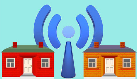 How to keep your neighbors from hijacking your Wi-Fi | Technology and Education Resources | Scoop.it