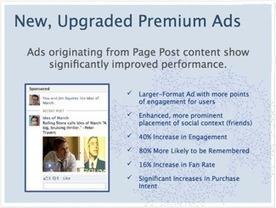 Facebook's New, Entirely Social Ads Will Recreate Marketing | Social Media Follows | Scoop.it