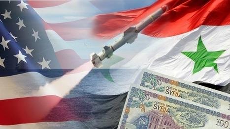 Siria, ¿víctima de un plan secreto de la élite bancaria? | Economía del Bien Común | Scoop.it