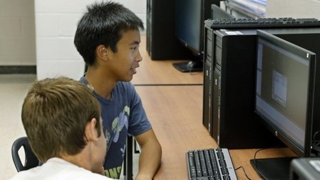 Demand for Computer Science Classes Grows, Along With Digital Divide | Digital divide and children | Scoop.it