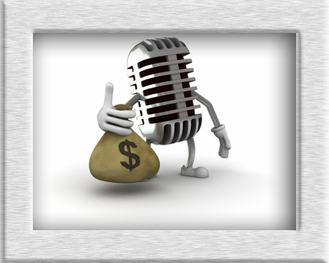 Trying to get a (or another) voiceover agent?  | Karen Commins' Blog | Inside Voiceover—Cutting-edge Insights + Enlightening, Entertaining News for Voiceover Professionals | Scoop.it