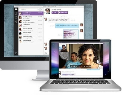 Viber ya permite Videollamadas desde Windows y Mac | informaticaa | Scoop.it