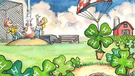 Economist: Farming as rocket science | niggleburgoo | Scoop.it