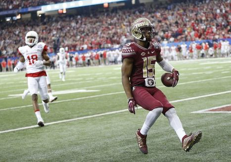 Florida State WR gives autistic middle school student a day to remember (Photo) | Amanda Carroll | Scoop.it