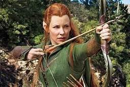 First look: Evangeline Lilly's elf warrior - Stuff.co.nz | 'The Hobbit' Film | Scoop.it